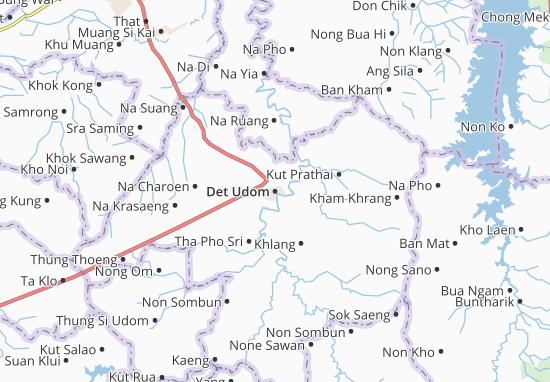 Mapas-Planos Det Udom