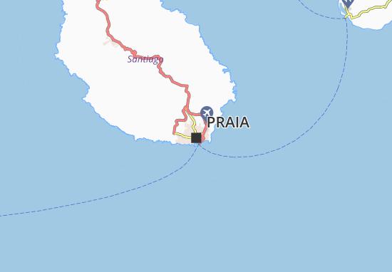 Carte-Plan Ponta de Belem