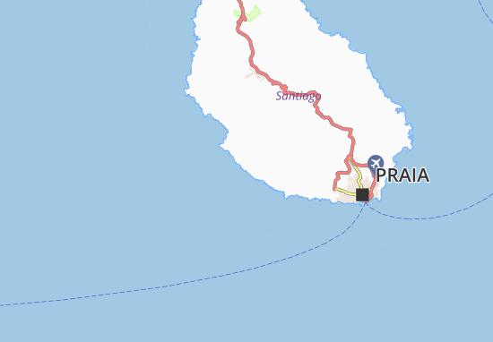 Carte-Plan Porto Mosquito