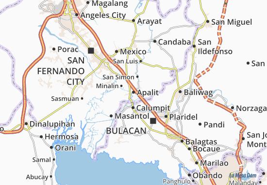 Mapas-Planos Apalit