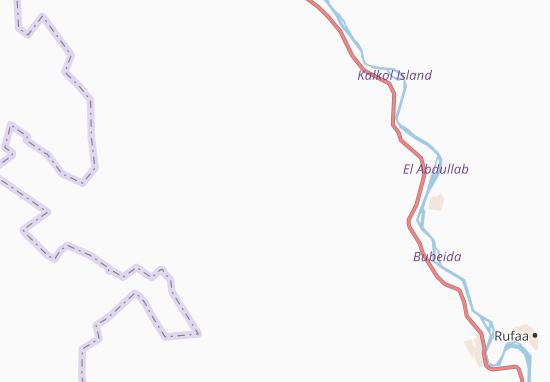 Carte-Plan Dubeiba