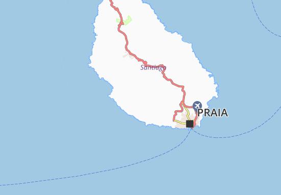 Carte-Plan Malhada