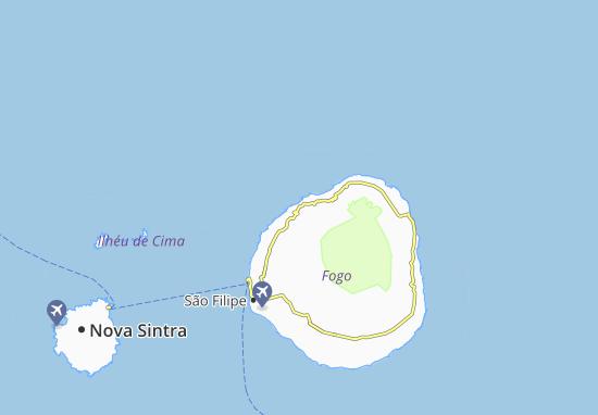 Carte-Plan São Jorge