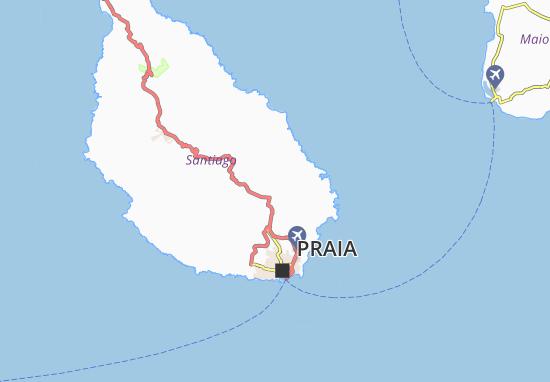 Carte-Plan Cabeca de Horta