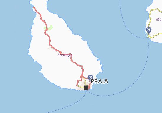 Carte-Plan Lem Barbosa
