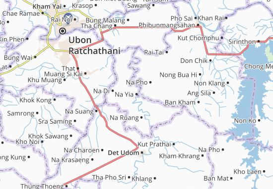 Mapas-Planos Na Yia