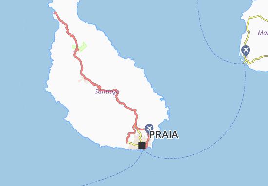 Carte-Plan Porto Madeira