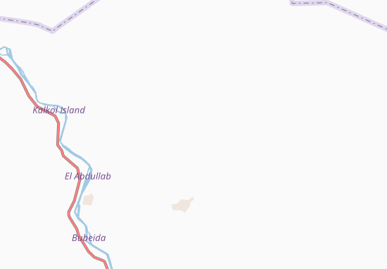 Carte-Plan Abu-Zeid-Wad-Umm-Balli
