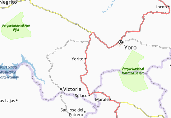 Yorito Map