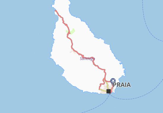 Carte-Plan Sansâo