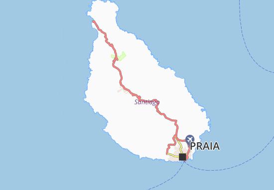 Carte-Plan Cassa Grande