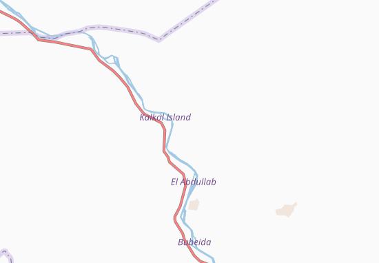 Carte-Plan Deili