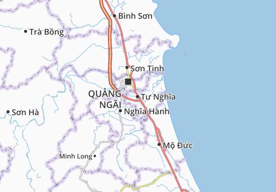 Tư Nghĩa Map