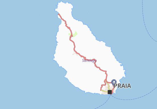Carte-Plan Ponte de Fonte Lima
