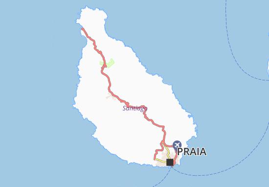 Carte-Plan Pau de Guine
