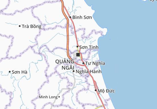 Mappe-Piantine Quảng Ngãi
