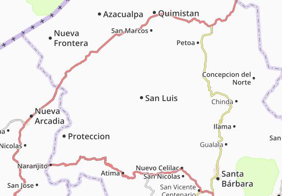 Mapas-Planos San Luis