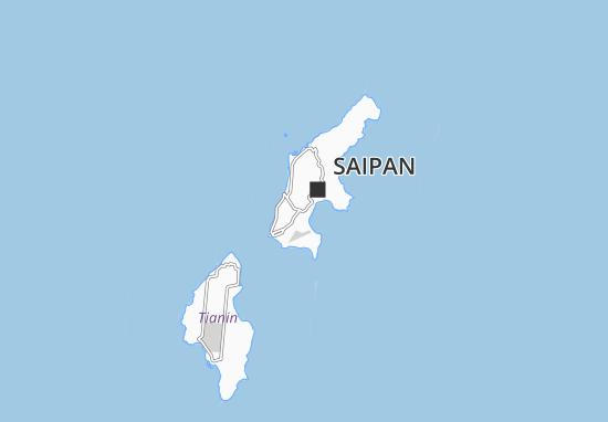 Mapas-Planos Chalan Kanoa