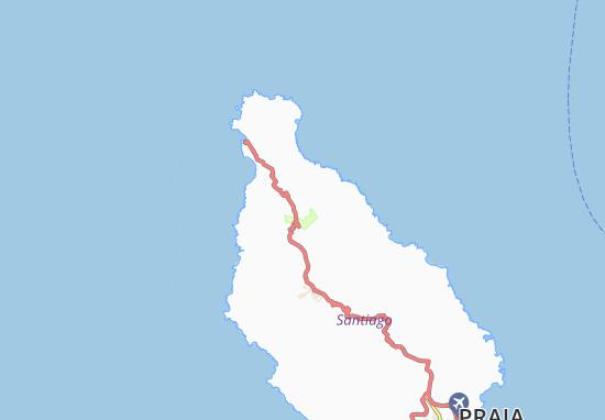 Karte Stadtplan Coruja Viamichelin