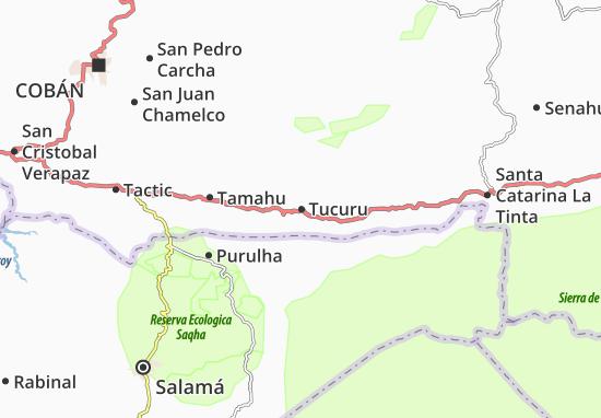 Tucuru Map