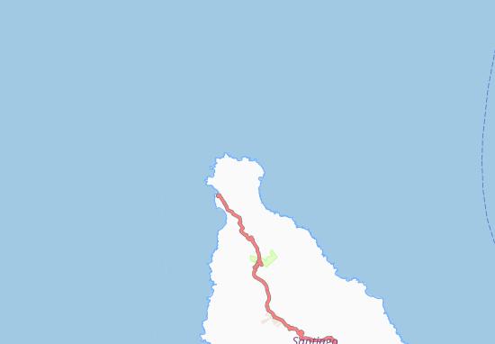 Carte-Plan Ponta Furna