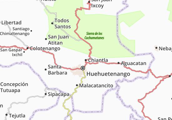 Mapas-Planos Chiantla
