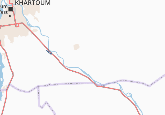 Mapa Plano Wad-Sarrar
