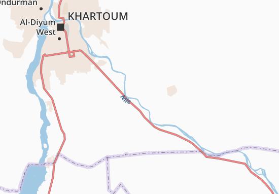 Mapas-Planos El-Hudeiba