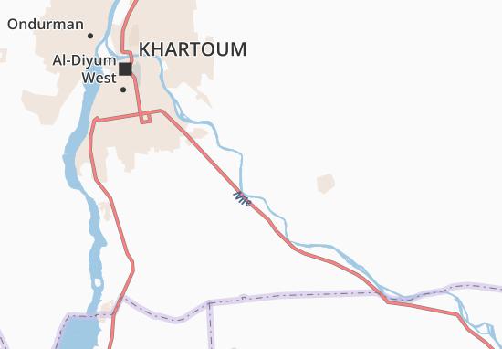 Mapa Plano Eilafun