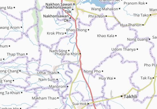 Mapas-Planos Phayuha Khiri