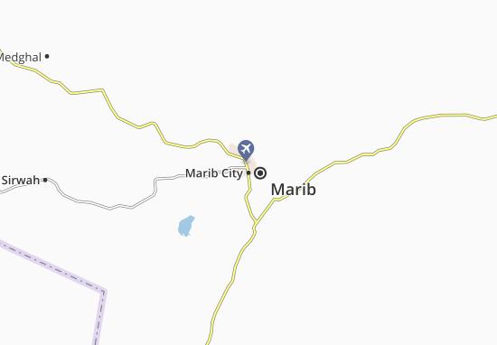 Mappe-Piantine Marib City