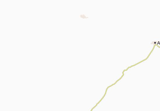 Mapa Plano Bisha