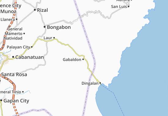 Mappe-Piantine Gabaldon