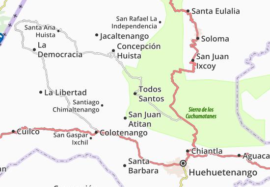 Mapas-Planos Todos Santos
