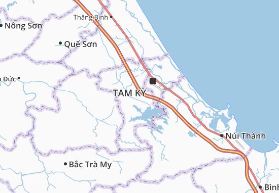 Phú Ninh Map