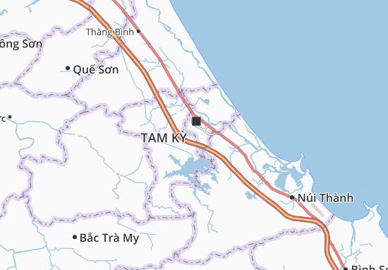 Tam Thái Map