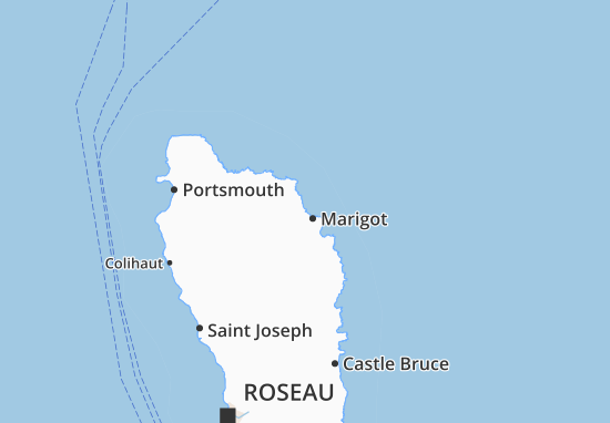 Marigot Map