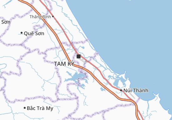Hòa Hương Map