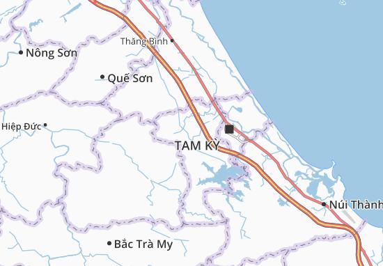 Tam Vinh Map