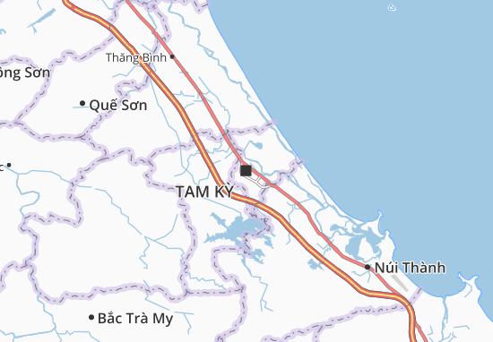 Tam Kỳ Map