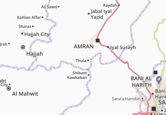 Mapas-Planos Thula