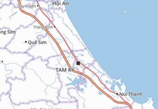 Mappe-Piantine Tam Thăng