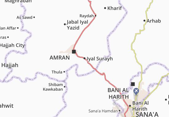 Mapas-Planos Iyal Surayh