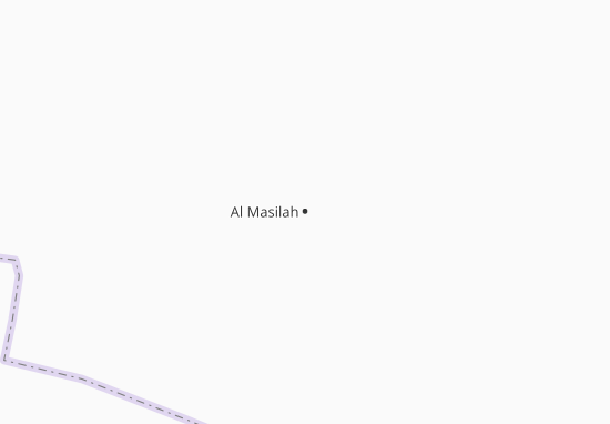 Carte-Plan Al Masilah