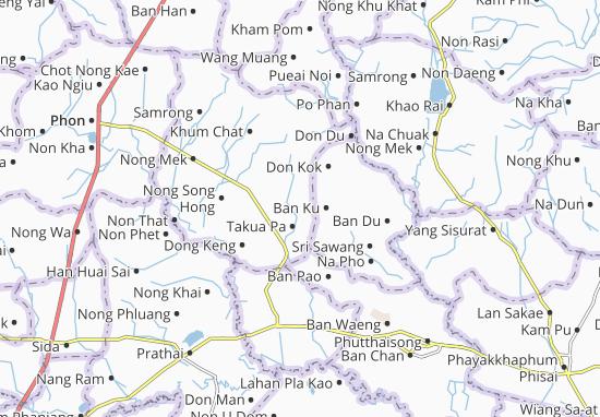 Mappe-Piantine Takua Pa