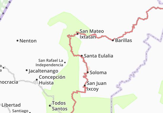 Mappe-Piantine Santa Eulalia