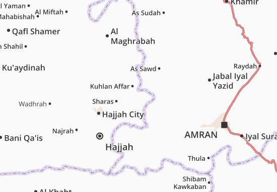 Mapas-Planos Kuhlan Affar
