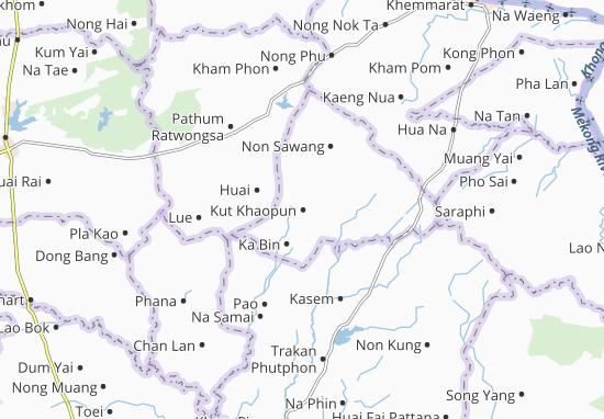 Mapas-Planos Kut Khaopun