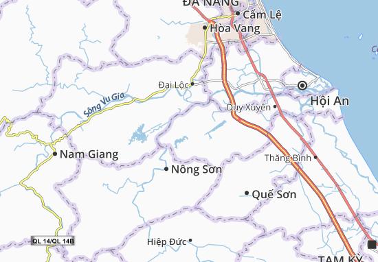 Duy Phú Map