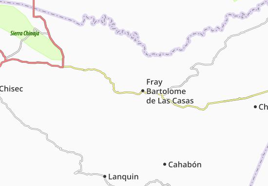 Mappe-Piantine El Achiotal